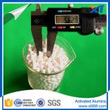 Betätigte Tonerde-Absorption, wenn produziert wird Wasserstoff Perixide (H2O2)
