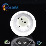 Tazas de la luz del punto del LED para la cubierta plástica de la MAZORCA LED de 4W 5W 6W GU10