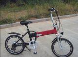 "Roter Serie 20 "" Al-Legierung 36V Rahmen-faltbares elektrisches Art-Fahrrad mit Cer (JSL039B-8)"