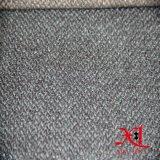 A matéria têxtil da HOME de Upholstery do poliéster equipa a tela tecida do sofá da folha de base