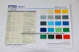 Adornamiento de la carta de color completa de la pintura del suelo de la impresión de la belleza