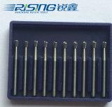 Carburo di tungsteno di serie della pera FG330 Burs per la clinica dentale