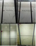 PORZELLAN-Fußboden-Fliese der Foshan-Marken-80X80 weiße Marmormit Polier- und Mattoberfläche