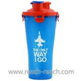 copo plástico do abanador da proteína 700ml (R-S059)