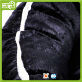 Base redonda macia morna acolhedor impermeável do sono do cão