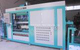 Vide d'ampoule de roulis de feuille de film plastique formant la machine