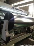 Materiales de empaquetado/película metalizada de CPP (VMCPP) 25micron, películas para el conjunto flexible