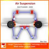前部位置および空気中断タイプ都市バス空気中断