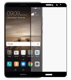 Protector para Huawei, compañero 9 de la pantalla del vidrio Tempered de los accesorios del teléfono móvil del teléfono celular de la cubierta completa de GStyleMobile de Huawei