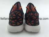 Niños vendedores calientes zapatos de lona calzado casual zapatos de inyección (FFHH-092801)