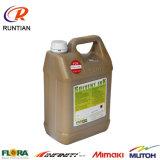 5L / Botella Base Solvente Tinta Tinta de impresión por Flora Spectra Polaris cabezal de impresión 15pl / 35pl