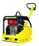 Novo compactador de chapa de gasolina reversível de fábrica