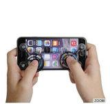 Palanca de mando móvil palanca de mando móvil de la pantalla táctil de la mini para el tacto androide del iPhone y del iPad