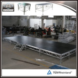 en étape portative en aluminium de vente pour la performance