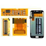 Samsung S3 S4 S5 S6 S7の端のための携帯電話LCDの計数化装置の予備品