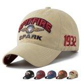 야구 모자 Burshed 면 선전용 Snapback 모자