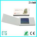 2.4 Kaart van de Groet van het Scherm 320*240 van de Kleur van de Duim TFT LCD de Video