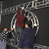 Fardo circular de alumínio para o contexto da sala de exposições da iluminação (ITSC-BS30-R2M)