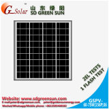 PolySonnenkollektor 60W-75W für Solarstraßenlaterne