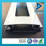 Europe Populaire Roller Shutter Fold up Door / Window Profil en aluminium avec poudré revêtu de blanc
