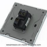 Plastique aucuns boutons de sortie de porte d'OR avec lumineux (SBT6)