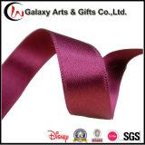Förderung-Geschenk-Kleid-Zubehör-Material-kräuselnpolyester-Satin-Farbband