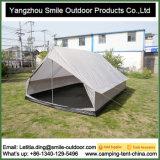 رخيصة يجعل قابل للانكماش خارجيّة مطر تغطية راحة لاجئ خيمة