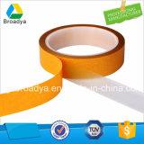 Fabricante echado a un lado doble de la cinta adhesiva del PVC