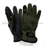 Снасть перчаток рыболовства неопрена (GNFG01-02)