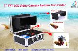 7 sistema subaquático da câmera da polegada 15m para a câmera da inspeção da pesca