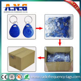 Lf 125kHz RFID Proximity Keyfob for Access Control