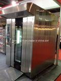 Horno rotatorio eléctrico de las bandejas de la maquinaria de panadería de la buena calidad 16 con Ce