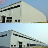 Здание Prefab хранения мастерской пакгауза металла стальное