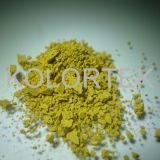 Pigmento cosmético del amarillo del óxido de hierro del grado