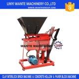 Tijolo manual da argila da venda Wt1-25 quente que dá forma ao preço da máquina