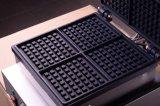 Fabricante principal dobro do Waffle da forma/máquina elétrica do fabricante do Waffle