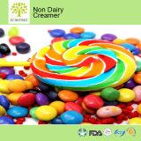 Nicht Molkereirahmtopf angewendet an den Bonbons und an der Süßigkeit-Produktion