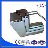Profil de vente chaud de guichet en aluminium des meilleurs prix d'Aag