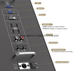 """director de mano Monitor de la difusión 28 """" 4k con 6g-Sdi, HDMI, entradas de información de VGA&DVI"""