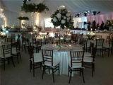 Tienda de aluminio de la tapa de la azotea de la tienda de la boda del partido de 1000 de las personas de la estructura acontecimientos de la familia con el toldo del ala del Fox