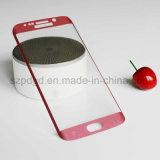 Samsun S7 Ege 3Dの9hによって曲げられる端の緩和されたガラススクリーンの盾スクリーンガラススクリーンの保護フィルム