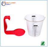 Líquido de venda quente que pesa a escala da cozinha do copo de medição de Digitas
