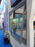 Fenêtre à vitre battante / vitre battante à commande manuelle / fenêtre à vent arrière pour le marché australien