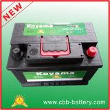 batterie de voiture exempte d'entretien de 12V 75ah DIN75 57539mf