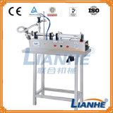 Macchina di rifornimento liquida semi automatica del riempitore per crema/unguento/bevanda