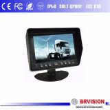 7 pouces 2.4 GHz Digital CCTV Vehicle LCD Display Monitor