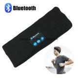Bluetooth Bandeau de musique, sans fil Casque stéréo Bluetooth Casque Sport Headband Running Yoga Dancing Headband Gris Noir Rose
