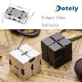 Cubo Foldable da inquietação da infinidade do mini ABS