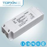 Fonte de alimentação confirmada TUV-Ce/CB/SAA do diodo emissor de luz da ondinha de W 750mA do excitador 30 do diodo emissor de luz baixa