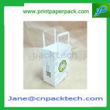 カスタムオフセット印刷のクラフト紙のギフト袋のショッピング・バッグ装飾的な袋の買物袋